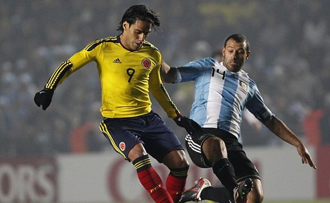 Alemania y Argentina siguen en cabeza, Colombia es tercera . Archivo EFE