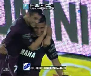 Lanús le da alcance a River luego de derrotar a Quilmes