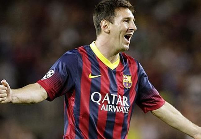 Leo Messi. Foto: EFE