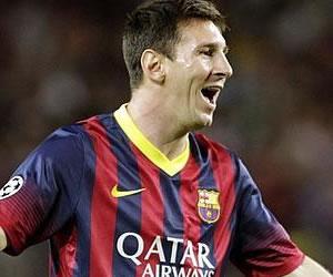 Messi, el goleador más temible para el Levante