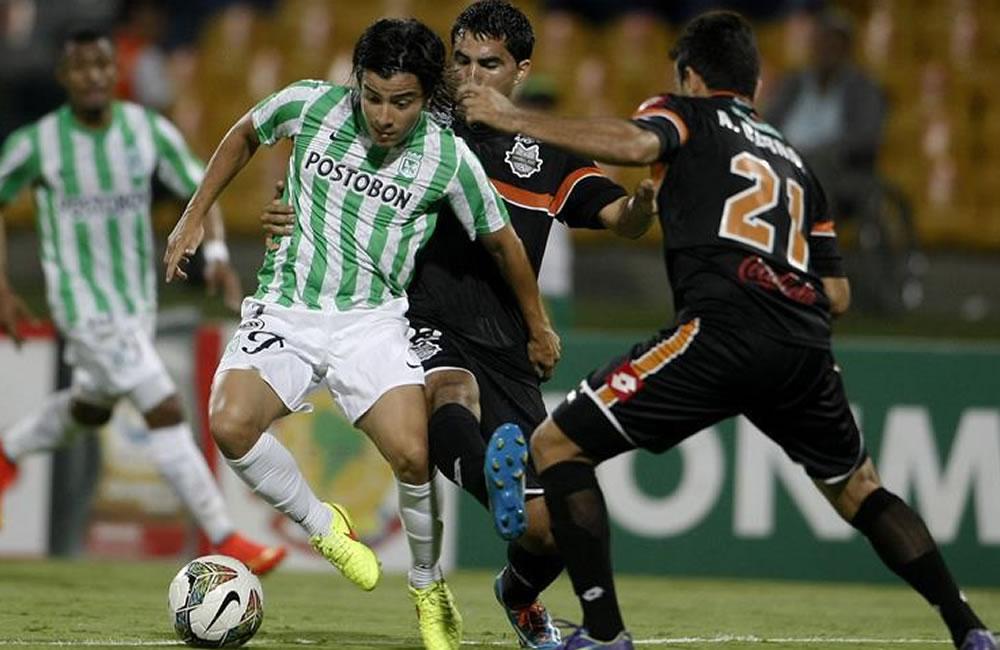 General Díaz busca rematar a Atlético Nacional