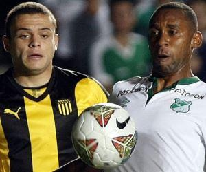 Cali fue eliminado por Peñarol