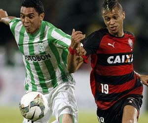 Los brasileños pisan fuerte en la ida