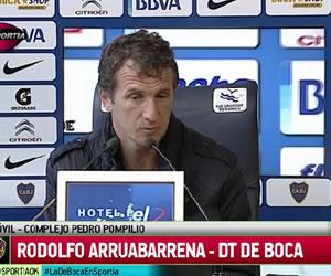 """""""No se gana hablando"""", Arruabarrena"""