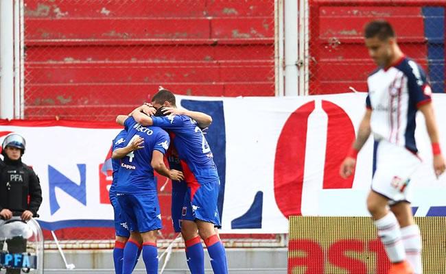 Rincón anotó en una nueva derrota de San Lorenzo. Foto Facebook.com