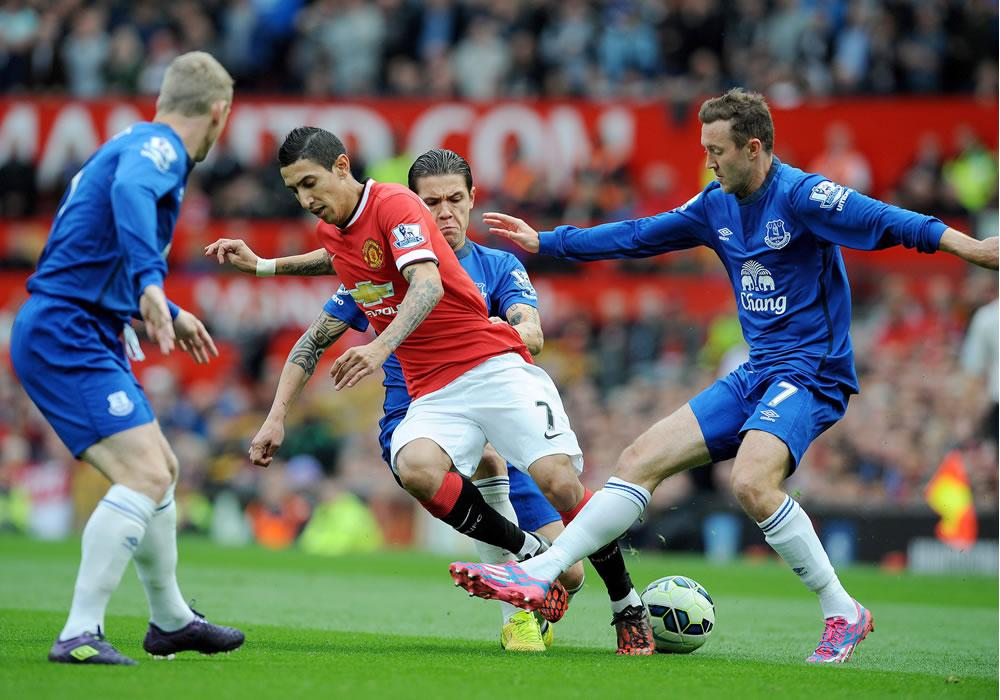 Martino cree que Di María le salió barato al Manchester United. Foto: EFE