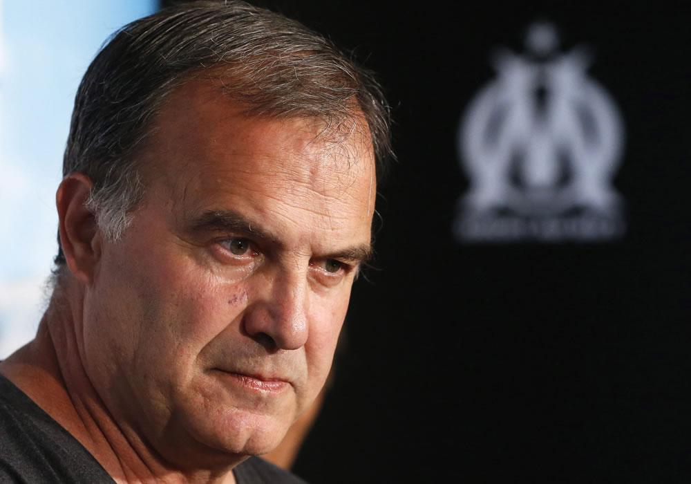 Francia enloquece con Marcelo Bielsa. Foto: EFE
