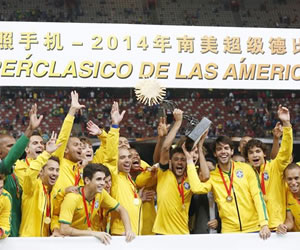 Brasil superó a Argentina en China