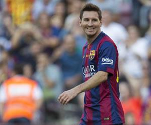 """""""Sería un poco raro parar el clásico por el récord de Messi"""""""