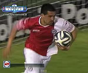 En la clasificación de Argentinos en la copa, Riquelme fue el héroe