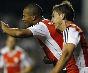 Libertad sufre un apagón por culpa de River Plate