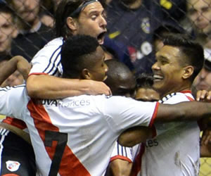River Plate mantiene el liderato del torneo argentino