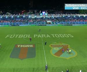 La fecha 12 del Transición se cerró con igualdad entre Tigre y Arsenal