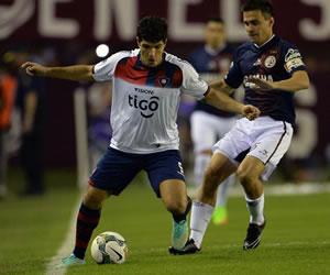 Lanús iguala con Cerro Porteño y queda fuera de la Sudamericana