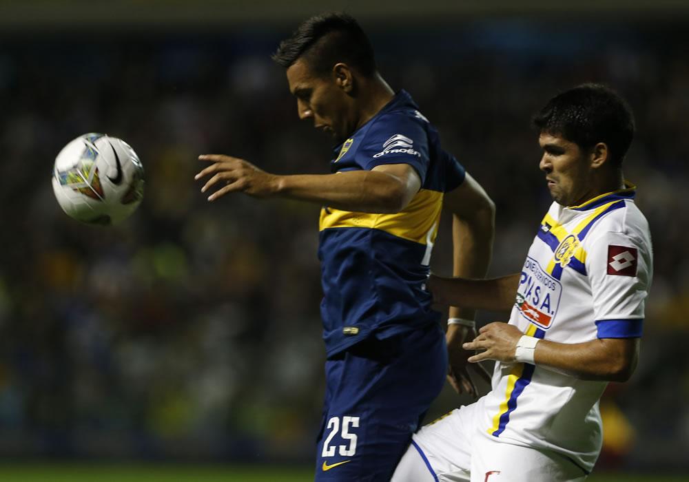 Capiatá busca sorprender de nuevo a un Boca Juniors con hambre de revancha. Foto: EFE