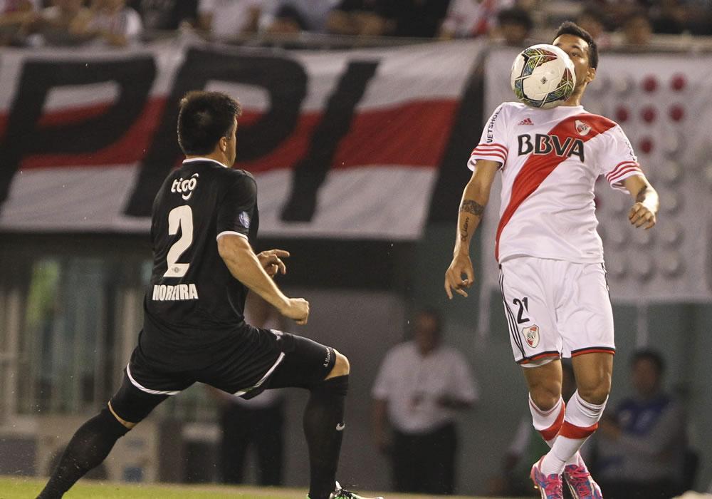 El líder e invicto River Plate visita al Atlético Rafaela. Foto: EFE