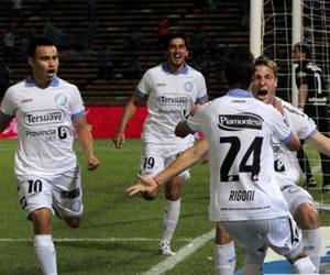 En el arranque de la jornada Belgrano superó a Central