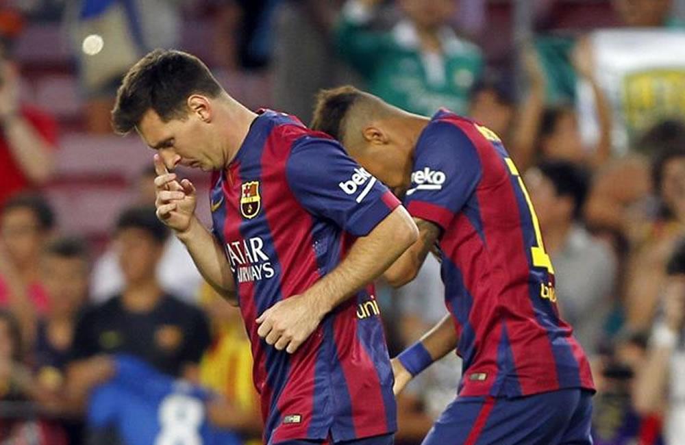 El Barça defiende el liderato ante el Celta, acosado por Sevilla y R. Madrid. EFE