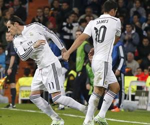 """James: """"Nadie se enfada, Bale es un gran jugador"""""""