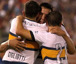 Cerro cayó goleado ante Boca que jugará la semifinal