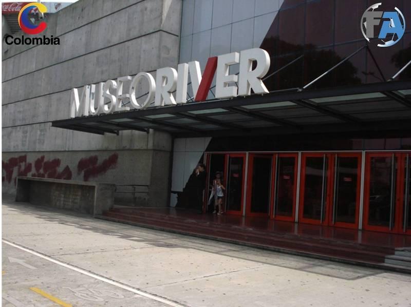 Así luce el Museo de River antes del clásico ante Boca