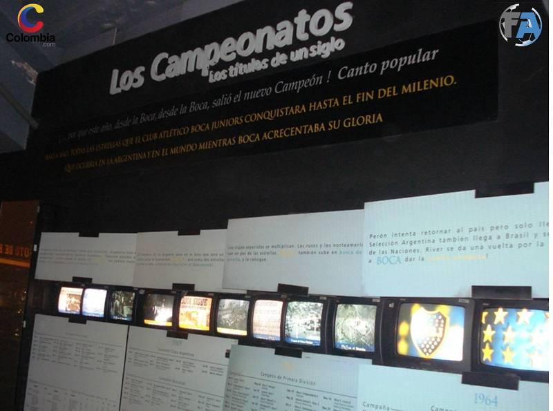 Recuento de los campeonatos ganados opr el club. Foto: Colombia.com.