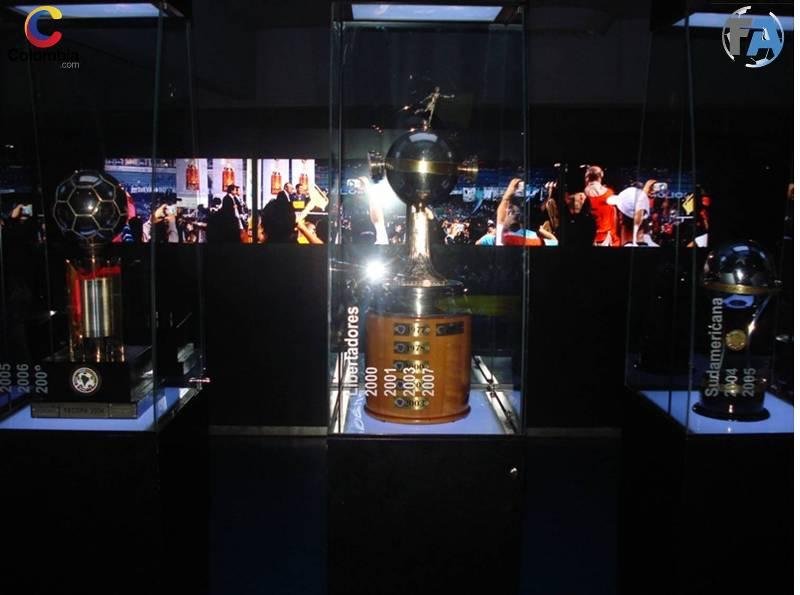 Copas internacionales ganadas por Boca Juniors. Foto: Colombia.com.