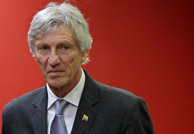 Pékerman sigue dolido por la eliminación del Mundial. Foto: EFE