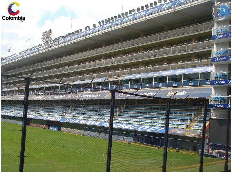 Sector de palcos de La Bombonera. Foto: Interlatin