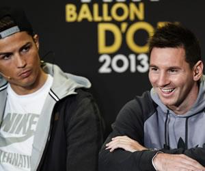 """Ronaldo Nazario: """"El año de Cristiano es memorable, el de Messi no"""""""