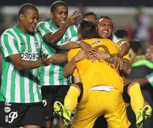 Nacional, primer finalista de la Copa Sudamericana
