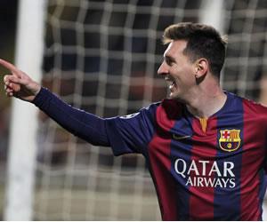 """Messi: """"Los importante son los tres puntos"""""""