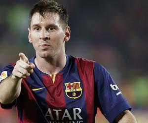 Messi quedo a la caza de otro récord