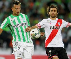 Paridad en la primera final de la Sudamericana