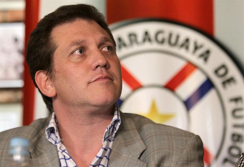El DT argentino Ramón Díaz es el nuevo seleccionador de Paraguay. Foto: EFE