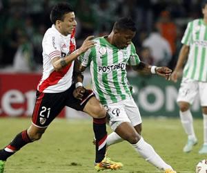 River Plate y Atlético Nacional definen el título de la Copa Sudamericana