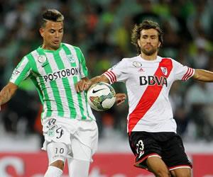 Edwin Cardona, el jugador estrella y pieza clave en el Atlético Nacional