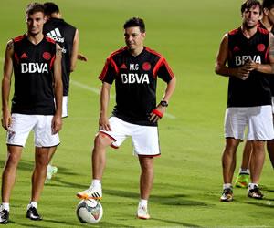 Marcelo Gallardo, un 'hombre de la casa' a la medida de River Plate