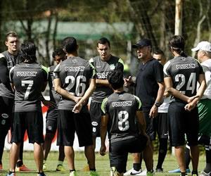 """Osorio: """"Debemos superar el entorno de un estadio con más de 60.000 personas"""""""