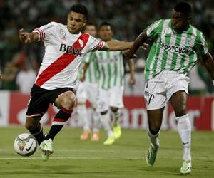 Teo Gutiérrez, el 'hombre gol' que encontró River para alimentar su sueño