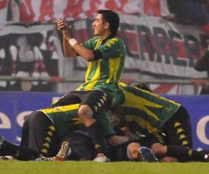 Aldosivi se quedó con el penúltimo cupo de ascenso a Primera
