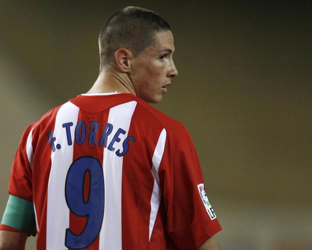 Fernando Torres volvería al Atlético de Madrid. Foto: EFE