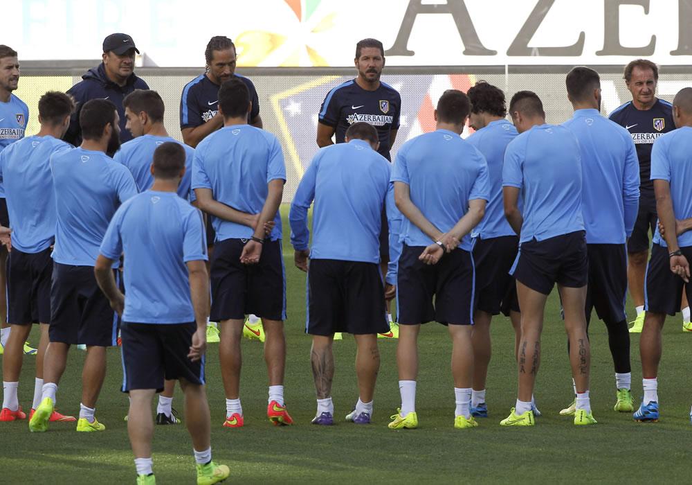 Atlético, siete años de crecimiento y títulos hacia el reencuentro con Torres. Foto: EFE