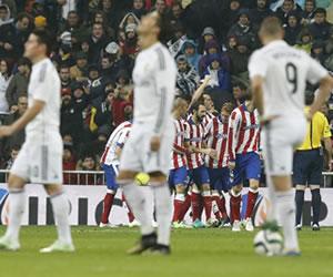 En imágenes la eliminación del Real Madrid de la Copa del Rey