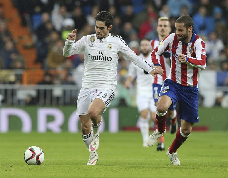 El centrocampista del Real Madrid Francisco Román Alarcón