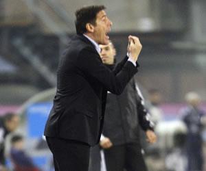 "Berizzo: ""Necesitamos ganar ya en Liga"""