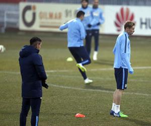 """Simeone: """"Torres nos está yendo bien, pese a que algunos dudaban"""""""