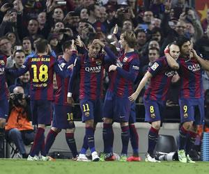 Barcelona examina la progresión del Deportivo, invicto e imbatido en 2015