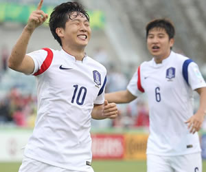 Corea del Sur acaba como líder del grupo A