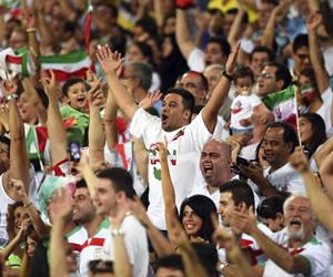 Irán cierra invicto la primera fase al derrotar a Emiratos Árabes Unidos